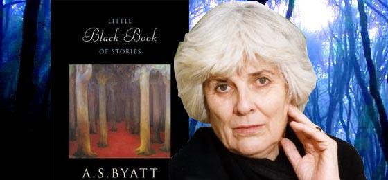Antonia Susan Byatt wordttachtig