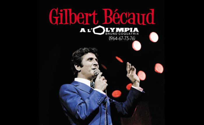 Gilbert Bécaud (1927-2001)