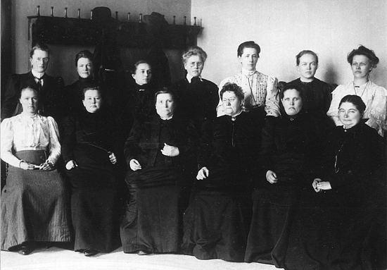 110 jaar geleden: Finland is het eerste land met vrouwenkiesrecht