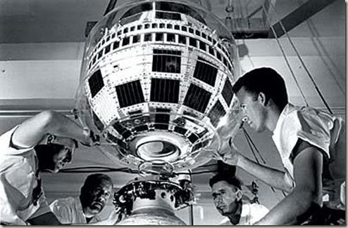 55 jaar geleden: de lancering vanTelstar