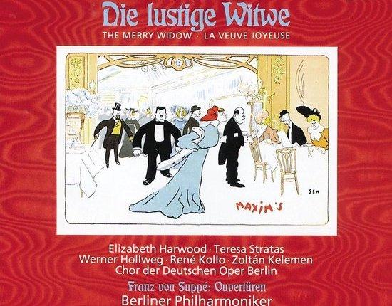 """115 jaar geleden: première van """"Die LustigeWitwe"""""""