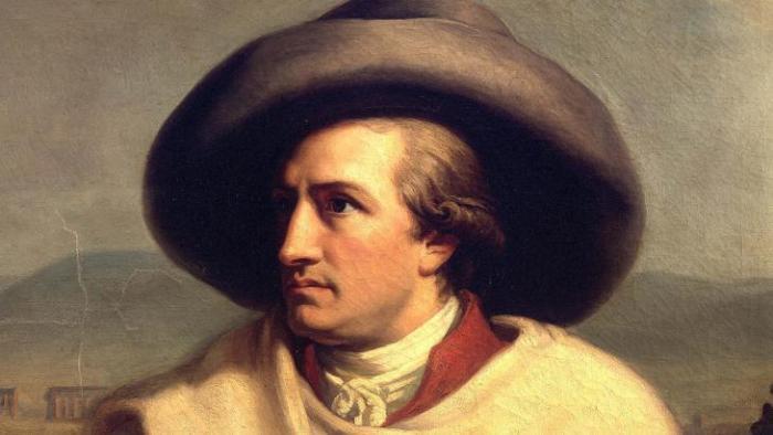 Johann Wolfgang von Goethe(1749-1832)