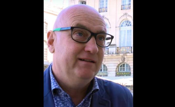 Stefan Brijs wordtvijftig…