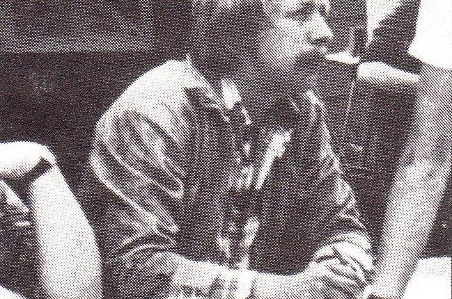Jan Klussendorf aan hetlijntje