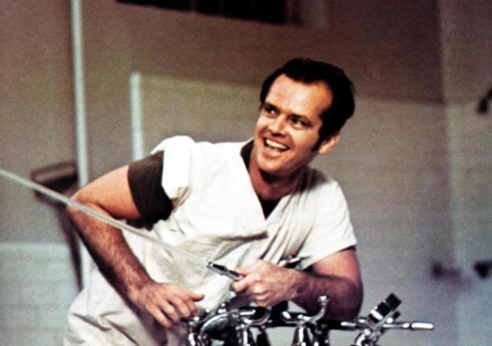 Jack Nicholson wordttachtig…