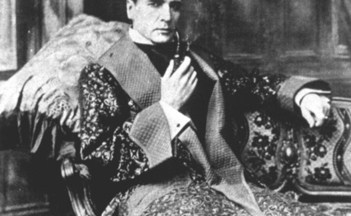 William Gillette (1853-1937)