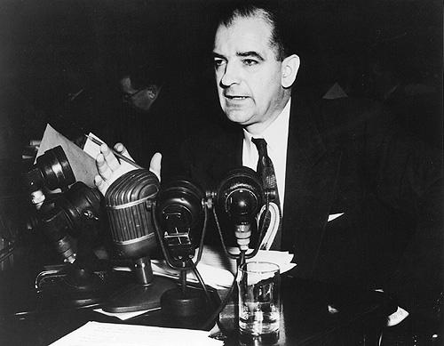 Joe McCarthy (1908-1957)