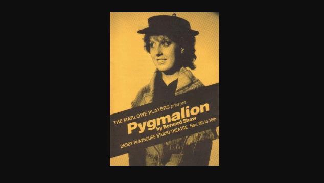 """Pygmalion"" van George BernardShaw"