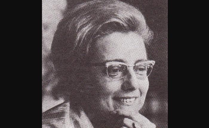 Clara Haesaert (1924-2018)