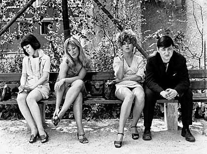 Rainer Werner Fassbinder(1945-1982)