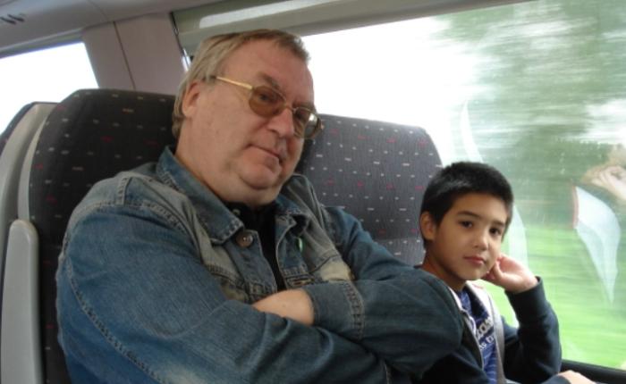 Aan den toog (9): De trein is altijd een beetjereizen…