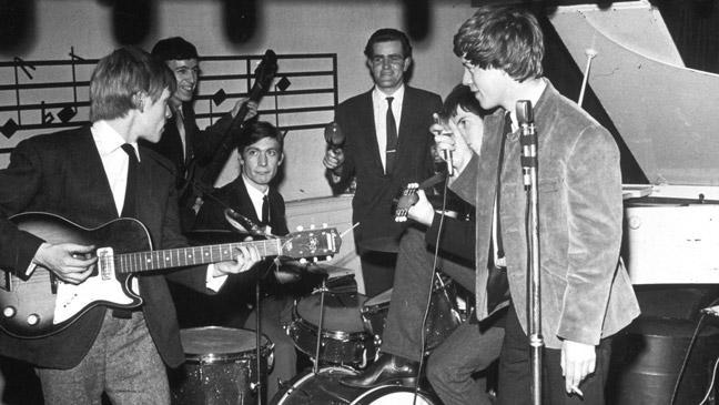 55 jaar geleden: eerste concert door The RollingStones
