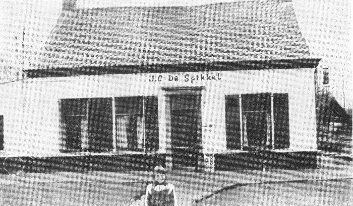 45 jaar jeugdclub De Spikkel in Nieuwkerken-Waas