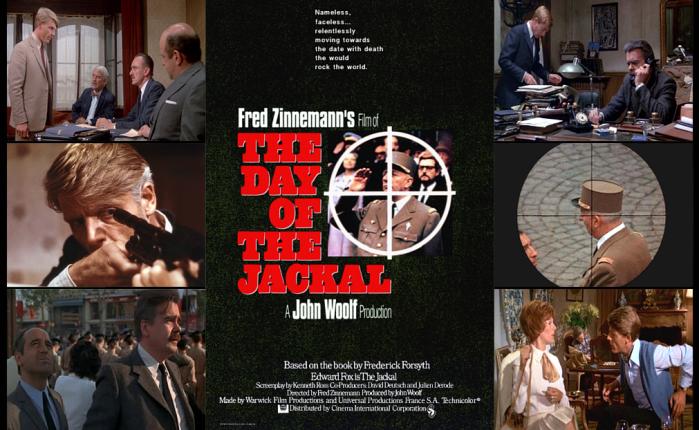"""55 jaar geleden: de echte """"Day of theJackal"""""""