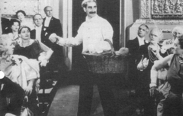 Groucho Marx (1895-1977)
