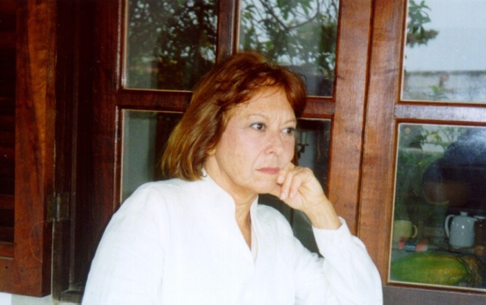 Lygia Bojunga Nunes wordt 85jaar…