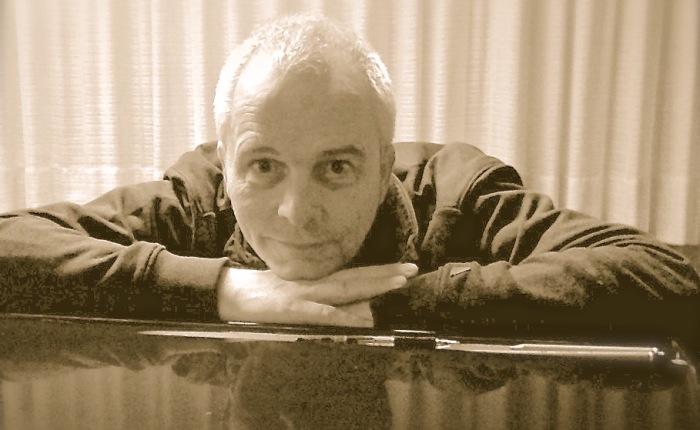 25 jaar geleden: laatste koffieconcert met NeilBeardmore