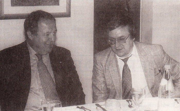25 jaar geleden: voor de tweede keer aan de slag bij PietLampaert