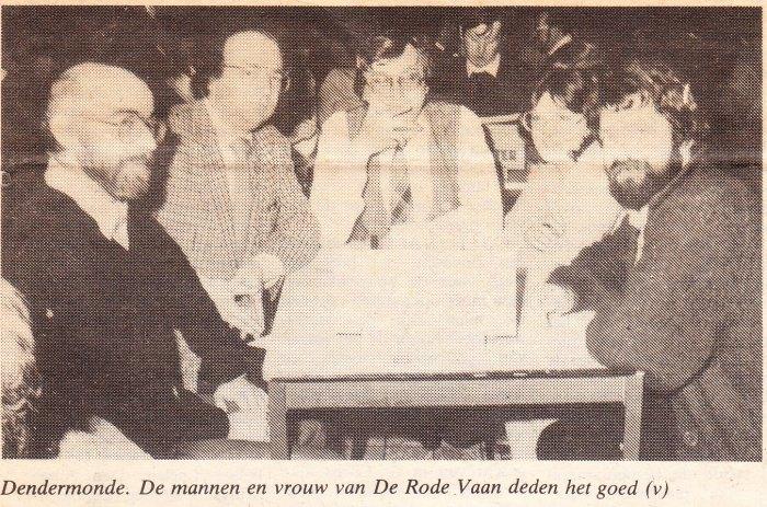 """35 jaar geleden: """"Links en Unaniem nemen bestestart"""""""