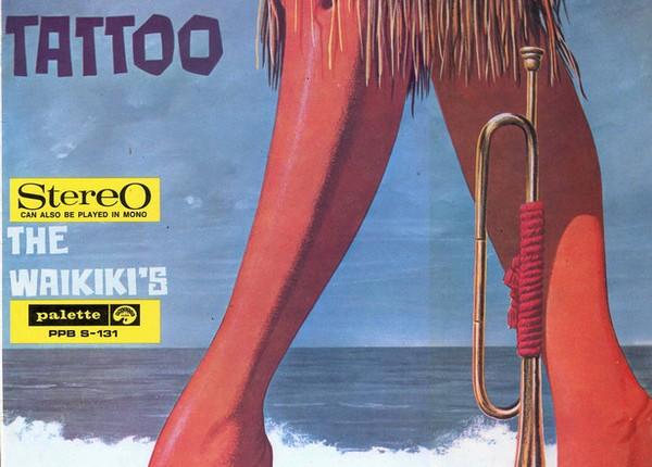 """""""Hawaï Tattoo"""" van TheWaikikis"""