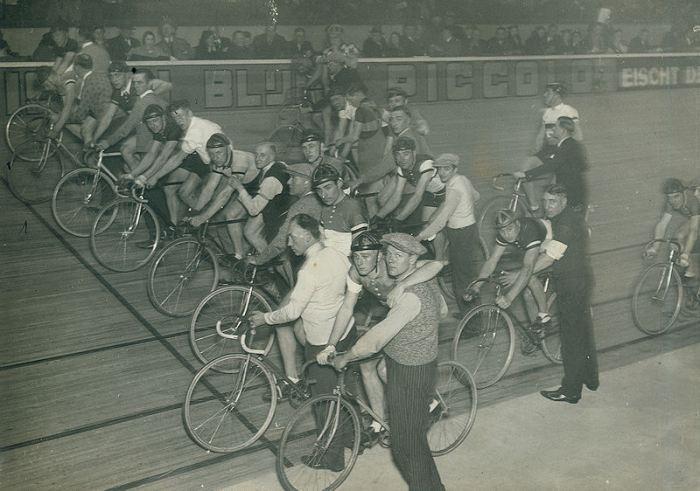 44 Antwerps Sportpaleis in 1933