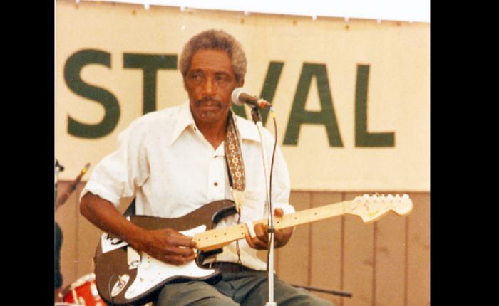 Robert Lee Burnside(1926-2005)