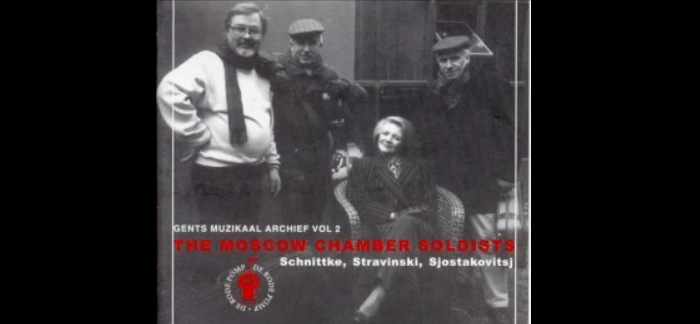 25 jaar geleden: the Moscow Chamber Soloists in De RodePomp