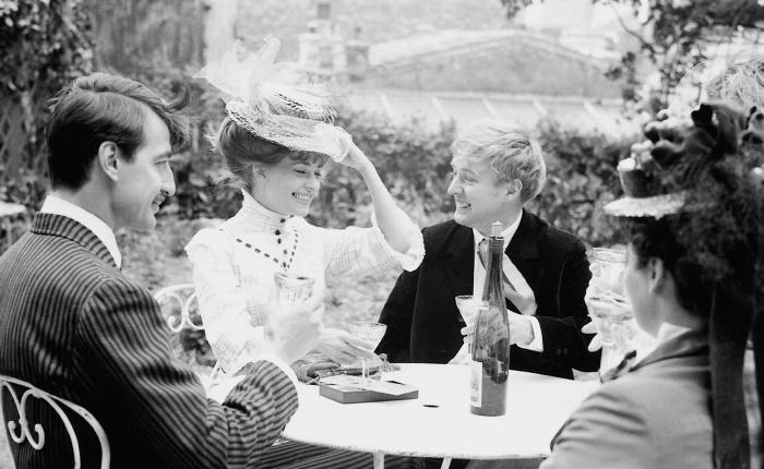 "55 jaar geleden: première van ""Jules etJim"""