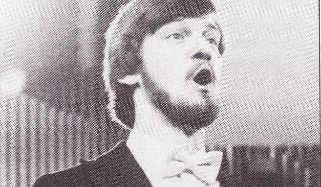 35 jaar geleden: Chris De Moor aan hetlijntje
