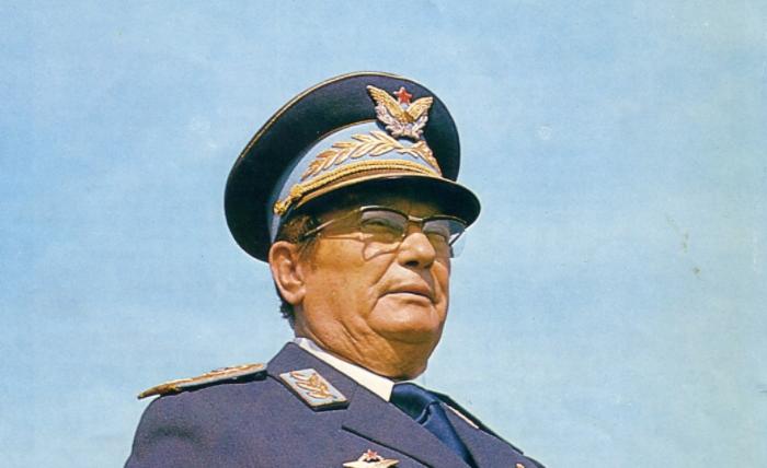 Josip Broz Tito(1892-1980)