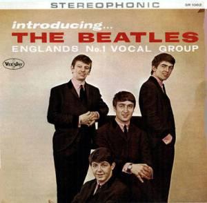 15 eerste Amerikaanse Beatle-elpee