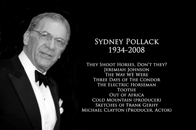 28 sydney pollack