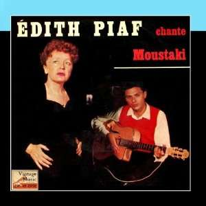 86 edith piaf chante georges moustaki