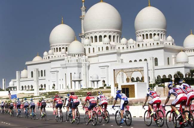 Ronde van de Verenigde Arabische Emiraten (vroeger van AbuDhabi)