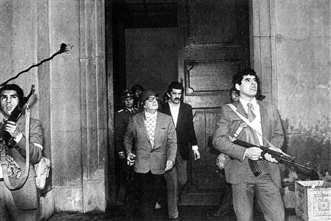 45 jaar geleden: benefietavond voor Chileensevluchtelingen