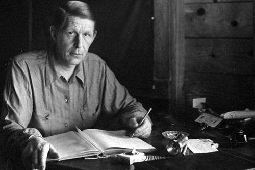 Wystan Hugh Auden(1907-1973)