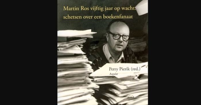 Dertig jaar geleden: ontmoeting met MartinRos