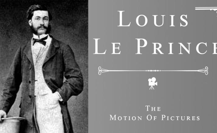 Louis Le Prince(1841-1890)