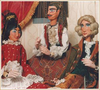 Hoe zou het nog zijn met…? 43.het Brugse Marionettentheater