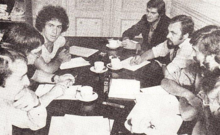 Veertig jaar geleden: debat over het jeugdbeleid inVlaanderen