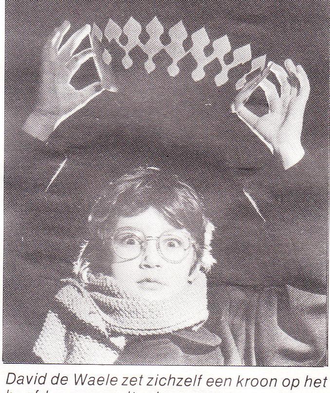 """Dertig jaar geleden: """"Koningen"""" door hetSpeeltheater"""