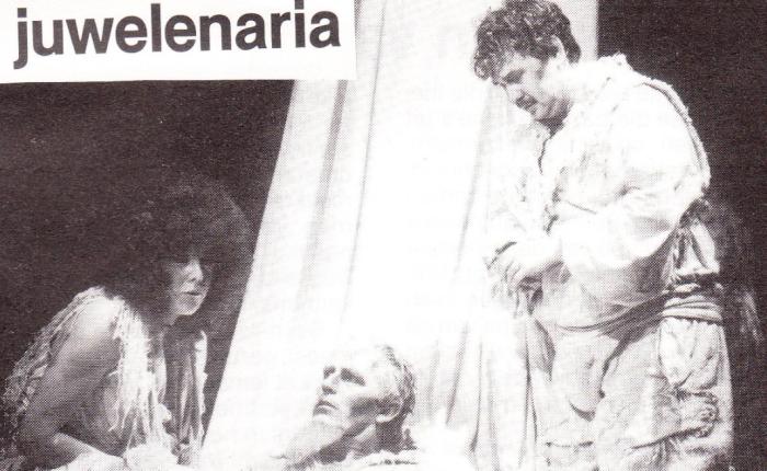 """35 jaar geleden: """"De man van La Mancha"""" in de Gentseopera"""