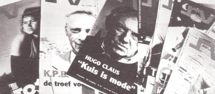 In 1985 hadden wij oog en oorvoor…