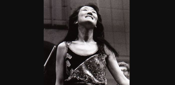Mitsuko Uchida wordtzeventig…
