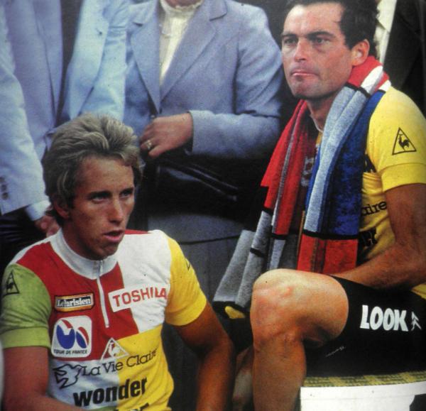 Greg LeMond wordt55…