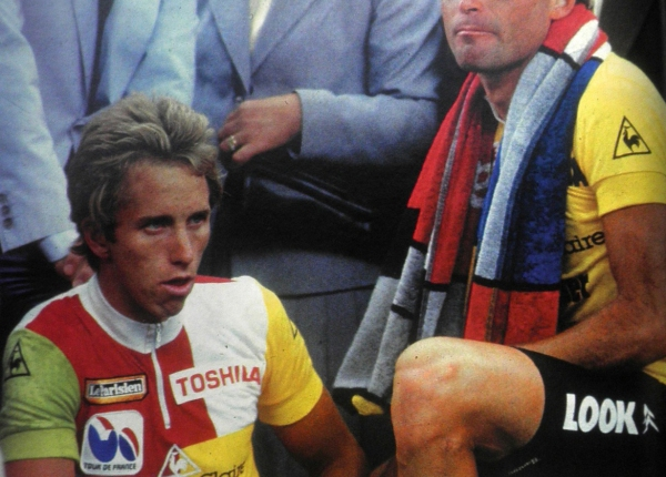 Greg LeMond wordt 55…