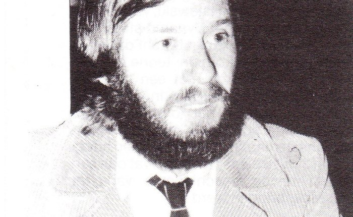 35 jaar geleden: Ronnie Pede aan hetlijntje