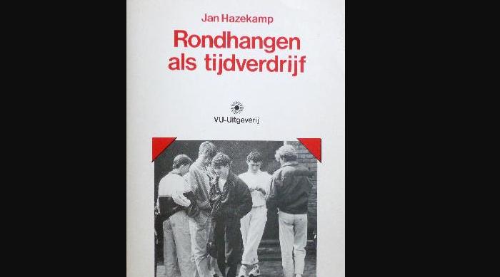 35 jaar geleden: rondhangen alstijdverdrijf