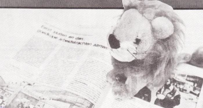 In 1984 hadden wij oog en oorvoor…
