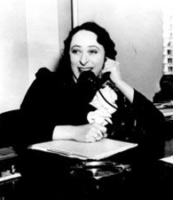 25 irna phillips in 1949